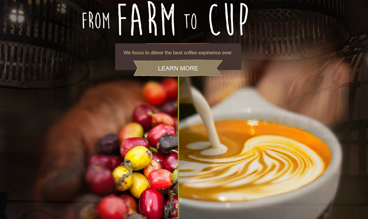 From Farm to Cup | Designer beans at Sambalatte